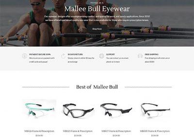 Mallee Bull Eyewear
