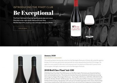 The Pinot Club