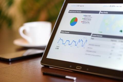 marketing analytics on tab