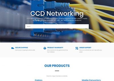 CCD Networking