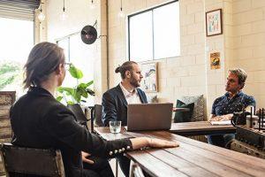 Officeless Meeting at Karma Collab Hub