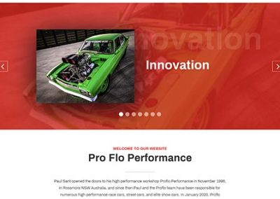 Proflo Performance