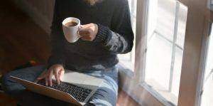 TIPS FOR STAYING SANE WHILE WORKING FROM HOME