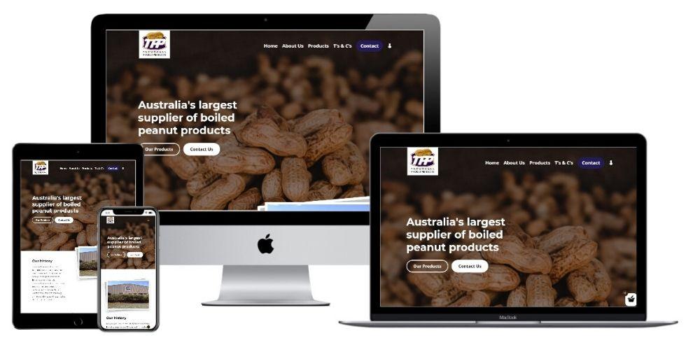 Toowoomba Peanut Products