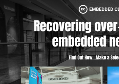 Embedded Claims