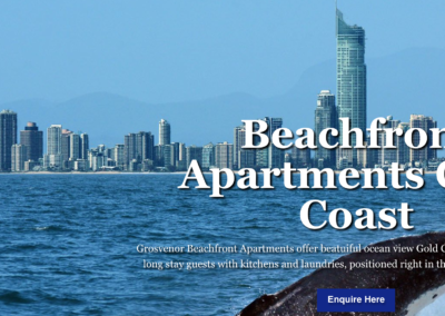 Grosvenor Beach Front Apartments