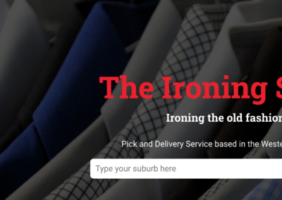 The Ironing Service