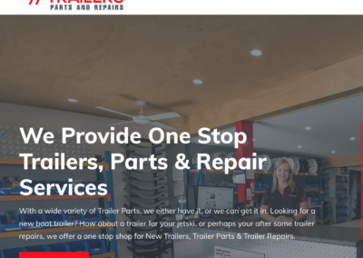Trailers Parts and Repairs