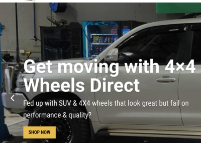 4×4 Wheels Direct
