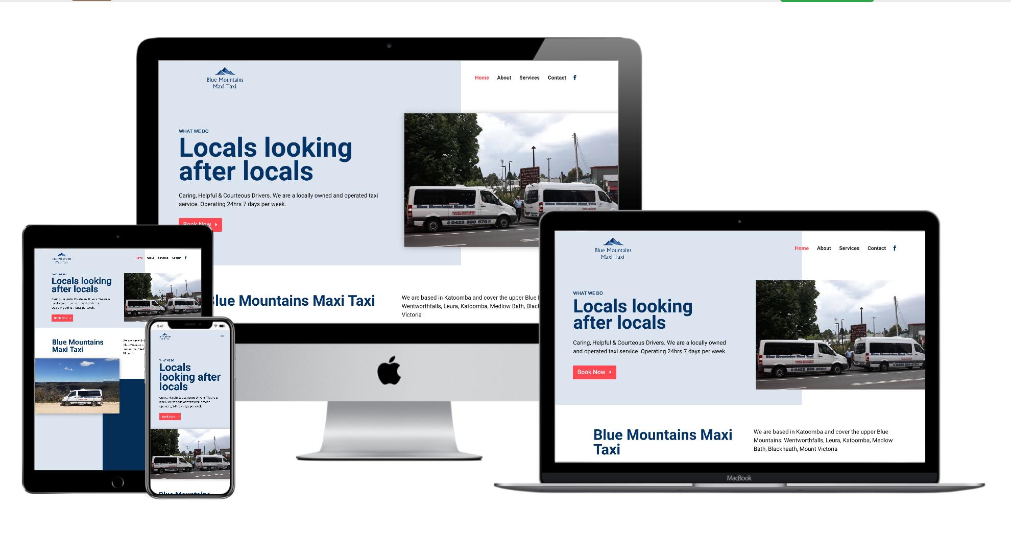 Blue Mountains Maxi Taxi