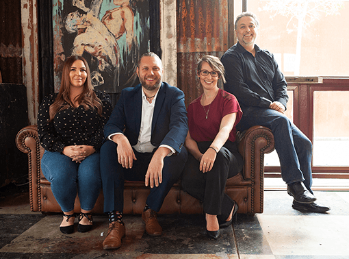 The Accentuate Web Design and Marketing Management Team